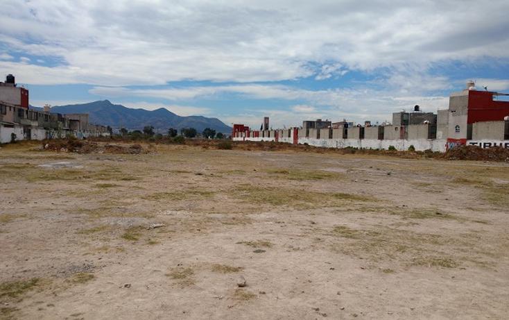 Foto de terreno comercial en venta en  , bonito tultitlán (lote 60), tultitlán, méxico, 1760858 No. 01