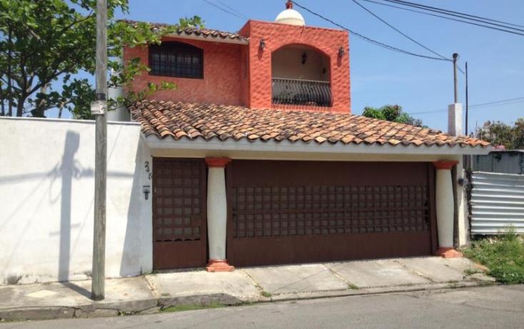 Foto de casa en venta en, bonos del ahorro nacional, boca del río, veracruz, 896457 no 01