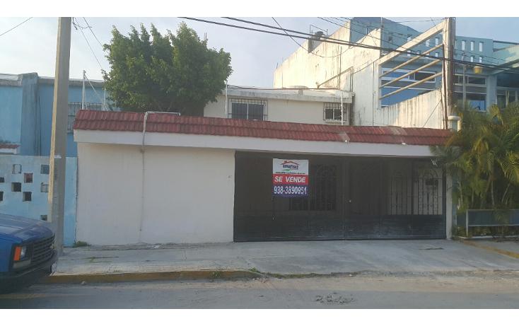 Foto de casa en venta en  , boquerón del palmar, carmen, campeche, 1460767 No. 01