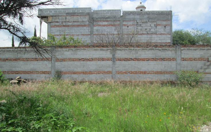 Foto de terreno habitacional en venta en  , bordo blanco, tequisquiapan, quer?taro, 1203111 No. 10