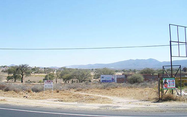 Foto de terreno comercial en renta en  , bordo blanco, tequisquiapan, querétaro, 1639538 No. 02