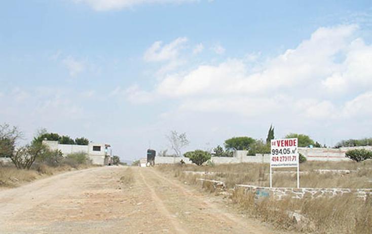 Foto de terreno habitacional en venta en  , bordo blanco, tequisquiapan, querétaro, 1736946 No. 04