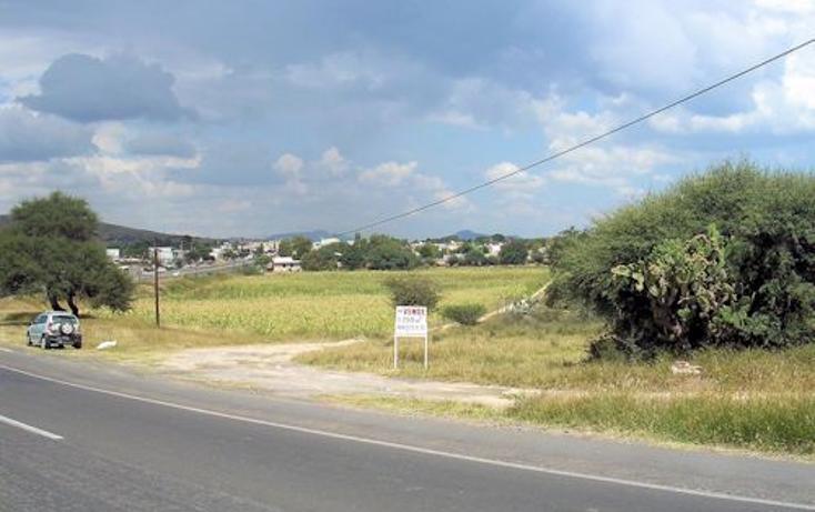 Foto de terreno habitacional en venta en  , bordo blanco, tequisquiapan, querétaro, 1776988 No. 02