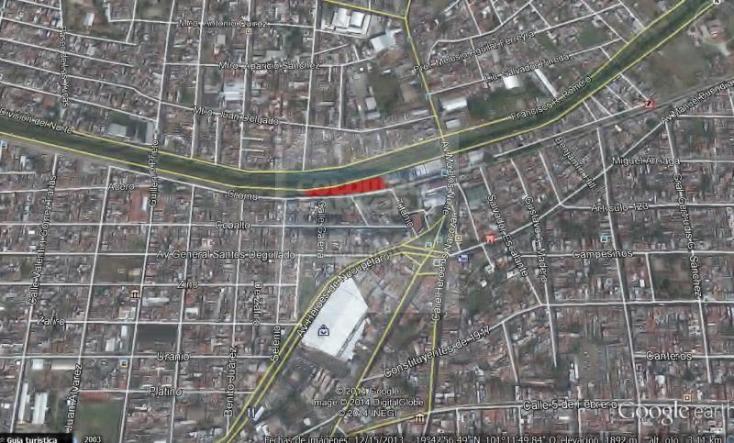 Foto de terreno habitacional en venta en  1, industrial, morelia, michoacán de ocampo, 789905 No. 02