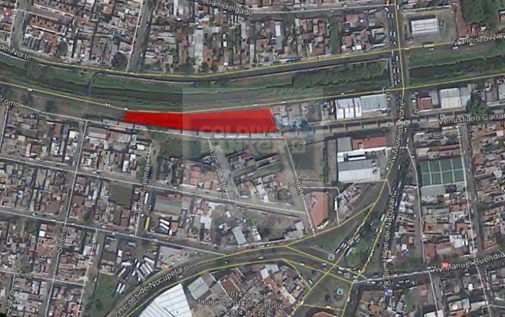 Foto de terreno habitacional en venta en bordo del ro 1, industrial, morelia, michoacán de ocampo, 789905 no 01