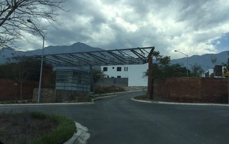 Foto de terreno habitacional en venta en  , bosque residencial, santiago, nuevo león, 2004226 No. 01