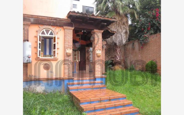 Foto de casa en venta en  , bosque camelinas, morelia, michoacán de ocampo, 820709 No. 01