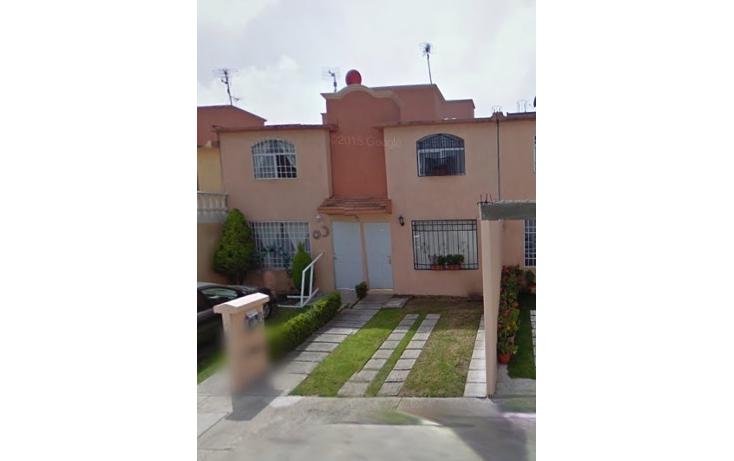 Foto de casa en venta en bosque de alerces , real del bosque, tultitlán, méxico, 1632331 No. 01
