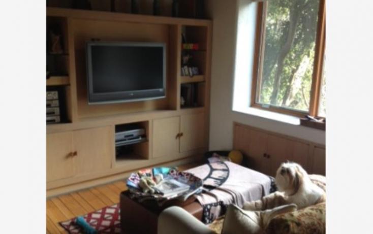 Foto de casa en venta en bosque de capulines, bosques de las lomas, cuajimalpa de morelos, df, 790761 no 09
