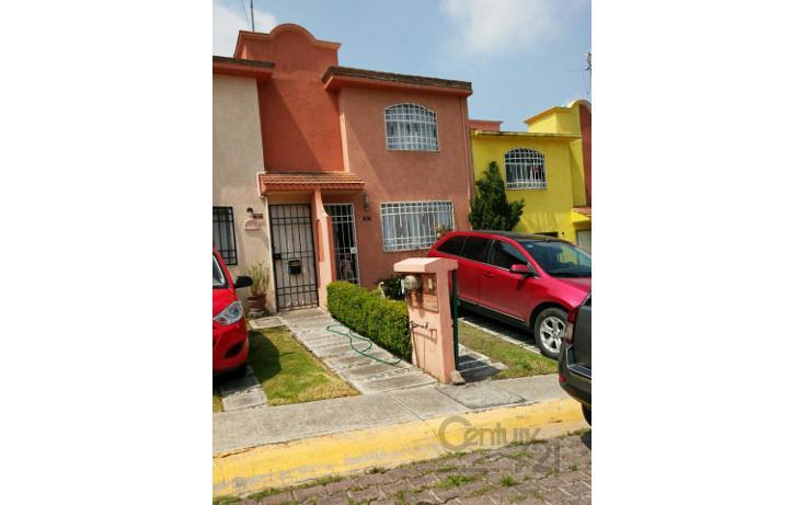 Foto de casa en venta en  , real del bosque, tultitlán, méxico, 1697016 No. 01