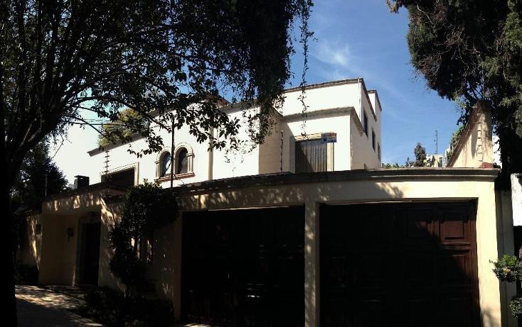Foto de casa en venta en  , bosque de chapultepec i secci?n, miguel hidalgo, distrito federal, 1116027 No. 01