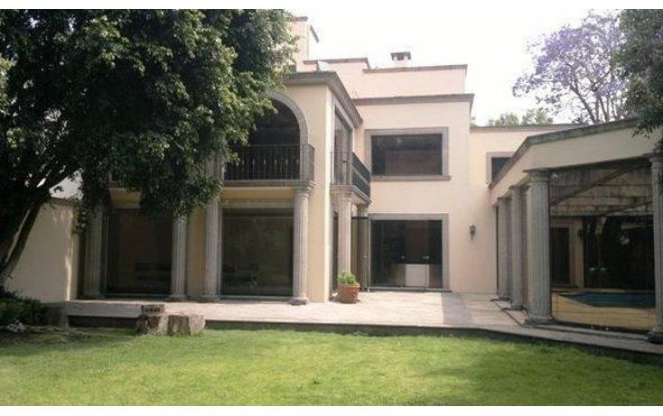 Foto de casa en venta en  , bosque de chapultepec i secci?n, miguel hidalgo, distrito federal, 1116027 No. 02