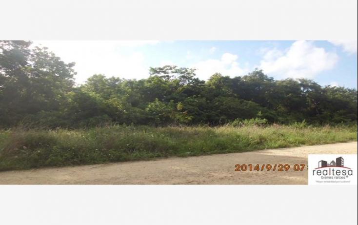 Foto de terreno habitacional en venta en, bosque de cristo rey, solidaridad, quintana roo, 603701 no 02