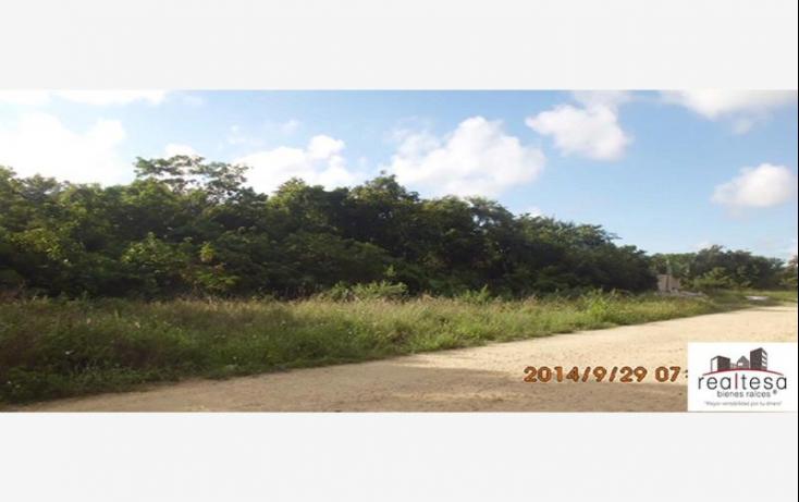 Foto de terreno habitacional en venta en, bosque de cristo rey, solidaridad, quintana roo, 603701 no 03