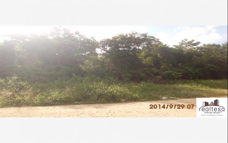Foto de terreno habitacional en venta en, bosque de cristo rey, solidaridad, quintana roo, 603701 no 04