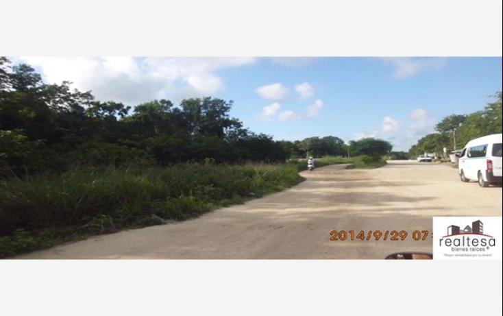 Foto de terreno habitacional en venta en, bosque de cristo rey, solidaridad, quintana roo, 603701 no 05