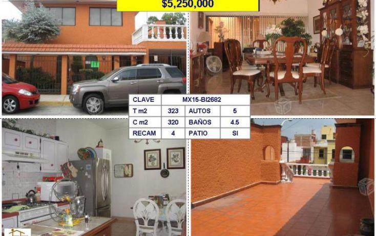 Foto de casa en venta en, bosque de echegaray, naucalpan de juárez, estado de méxico, 1336071 no 01