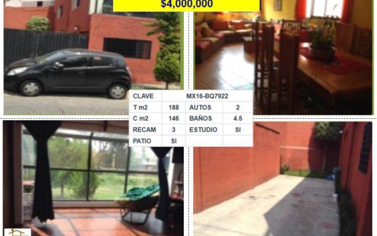 Foto de casa en venta en, bosque de echegaray, naucalpan de juárez, estado de méxico, 1705662 no 01