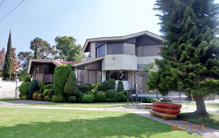 Foto de casa en venta en, bosque de las lomas, miguel hidalgo, df, 1127463 no 01