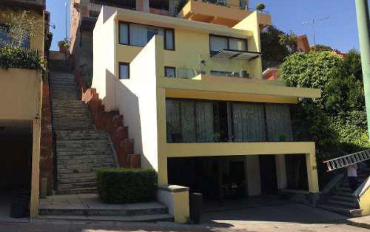 Foto de casa en condominio en venta en, bosque de las lomas, miguel hidalgo, df, 1639914 no 03