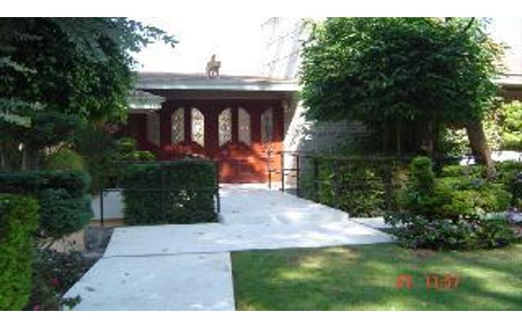 Foto de casa en venta en  , bosque de las lomas, miguel hidalgo, distrito federal, 1050899 No. 01