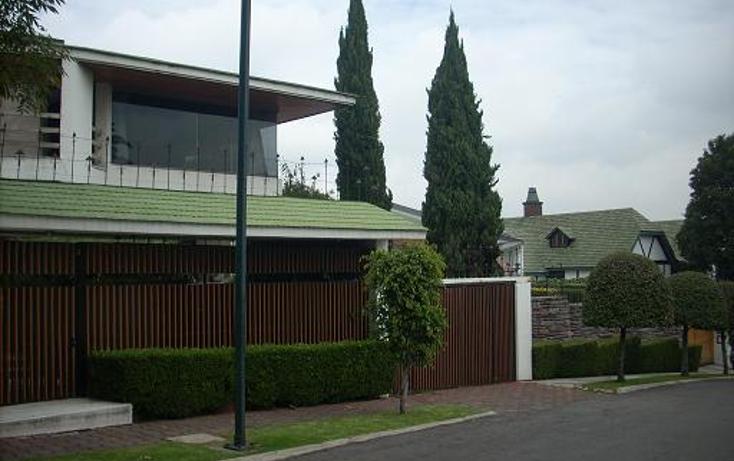 Foto de casa en venta en  , bosque de las lomas, miguel hidalgo, distrito federal, 1074907 No. 01