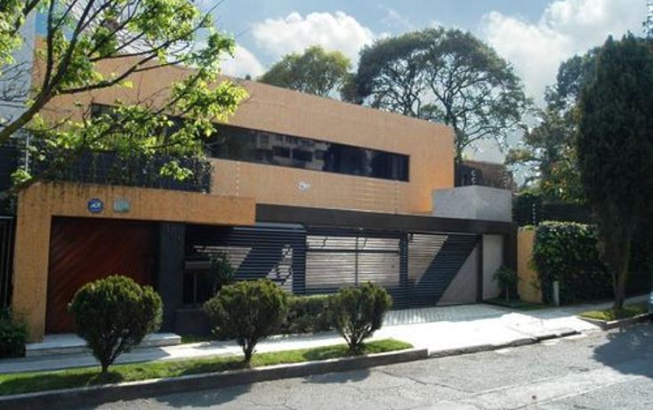 Foto de casa en venta en  , bosque de las lomas, miguel hidalgo, distrito federal, 1094129 No. 01