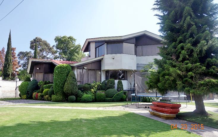 Foto de casa en venta en  , bosque de las lomas, miguel hidalgo, distrito federal, 1127463 No. 01