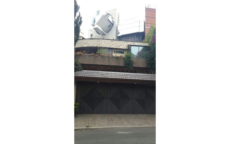 Foto de casa en venta en  , bosque de las lomas, miguel hidalgo, distrito federal, 1267925 No. 01