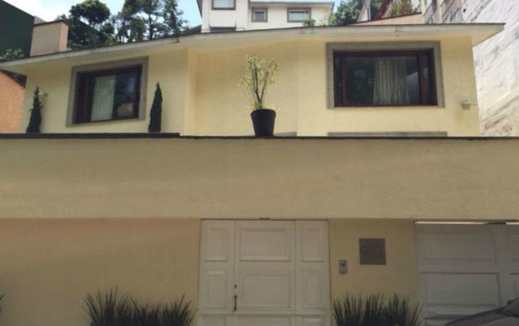 Foto de casa en venta en  , bosque de las lomas, miguel hidalgo, distrito federal, 1280437 No. 02