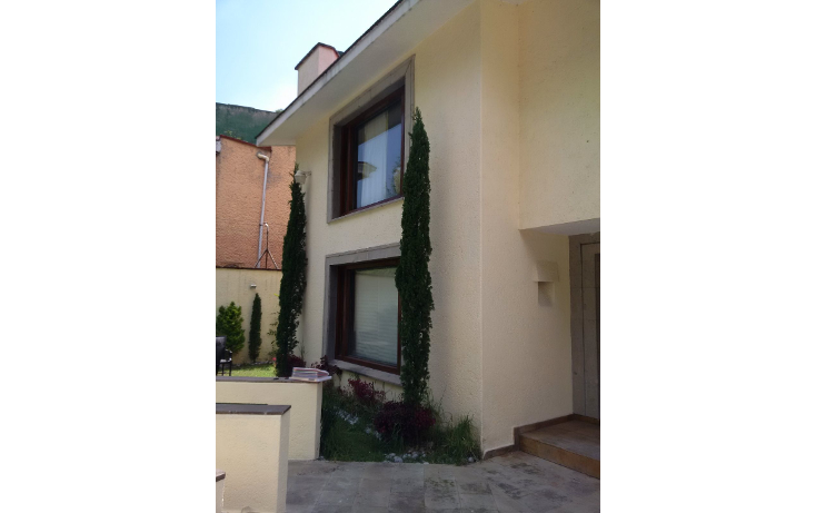 Foto de casa en venta en  , bosque de las lomas, miguel hidalgo, distrito federal, 1280437 No. 04