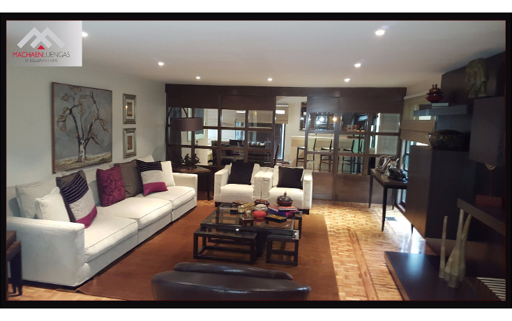 Foto de casa en venta en  , bosque de las lomas, miguel hidalgo, distrito federal, 1376551 No. 03