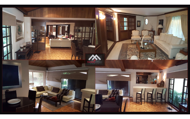 Foto de casa en venta en  , bosque de las lomas, miguel hidalgo, distrito federal, 1376551 No. 04