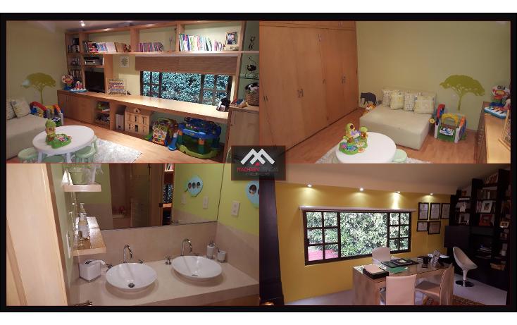 Foto de casa en venta en  , bosque de las lomas, miguel hidalgo, distrito federal, 1376551 No. 08