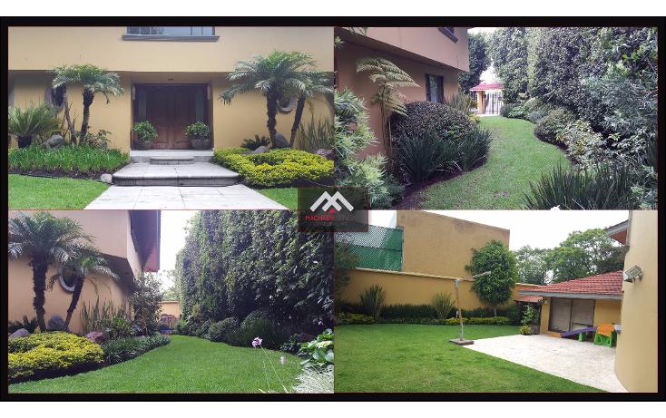 Foto de casa en venta en  , bosque de las lomas, miguel hidalgo, distrito federal, 1376551 No. 09