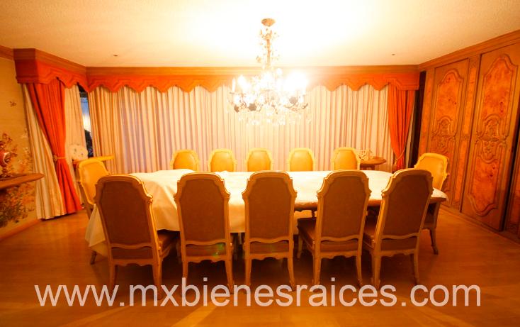 Foto de casa en venta en  , bosque de las lomas, miguel hidalgo, distrito federal, 1480639 No. 07