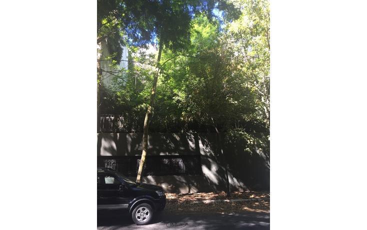 Foto de terreno habitacional en venta en  , bosque de las lomas, miguel hidalgo, distrito federal, 1543158 No. 09