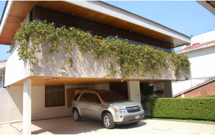 Foto de casa en venta en  , bosque de las lomas, miguel hidalgo, distrito federal, 1550868 No. 02