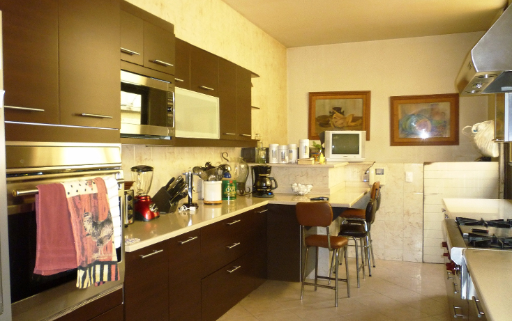 Foto de casa en venta en  , bosque de las lomas, miguel hidalgo, distrito federal, 1560938 No. 03