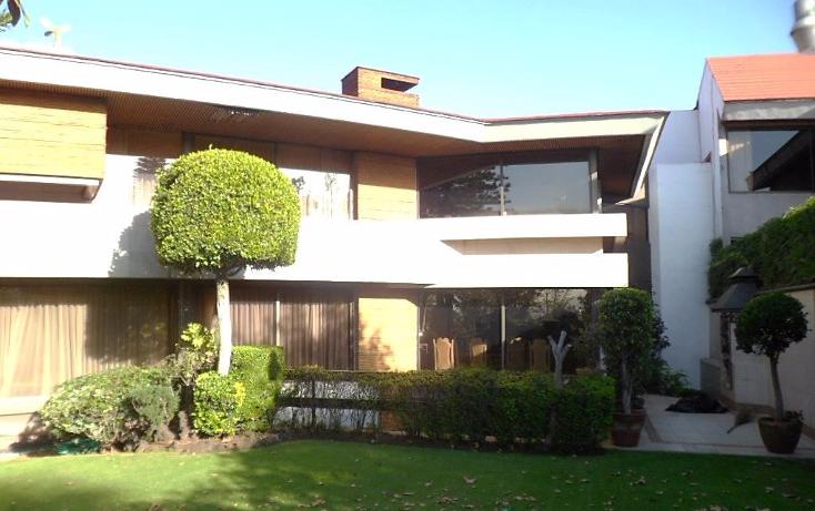 Foto de casa en venta en  , bosque de las lomas, miguel hidalgo, distrito federal, 1616750 No. 02
