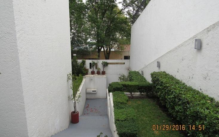 Foto de casa en venta en  , bosque de las lomas, miguel hidalgo, distrito federal, 1633506 No. 35