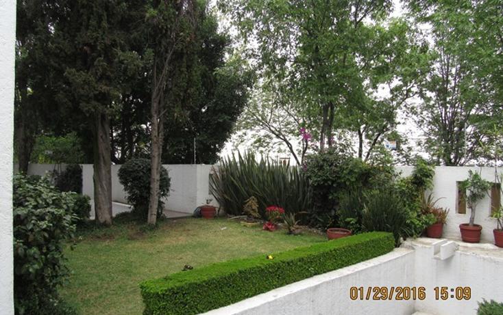 Foto de casa en venta en  , bosque de las lomas, miguel hidalgo, distrito federal, 1633506 No. 40
