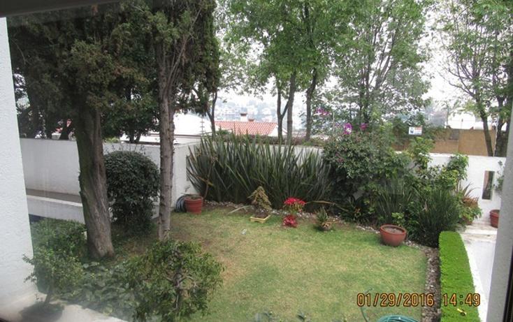 Foto de casa en venta en  , bosque de las lomas, miguel hidalgo, distrito federal, 1834790 No. 36