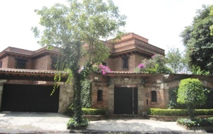 Foto de casa en venta en  , bosque de las lomas, miguel hidalgo, distrito federal, 1863250 No. 01