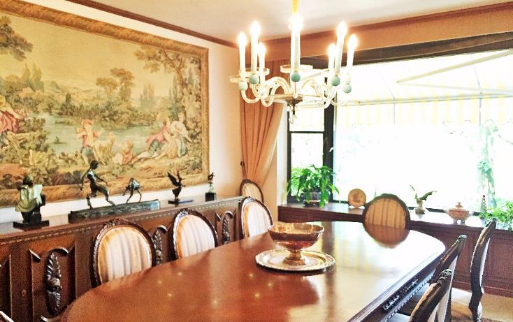 Foto de casa en venta en  , bosque de las lomas, miguel hidalgo, distrito federal, 2036368 No. 09