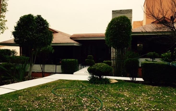 Foto de casa en venta en  , bosque de las lomas, miguel hidalgo, distrito federal, 783473 No. 03
