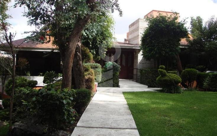 Foto de casa en venta en  , bosque de las lomas, miguel hidalgo, distrito federal, 817851 No. 01