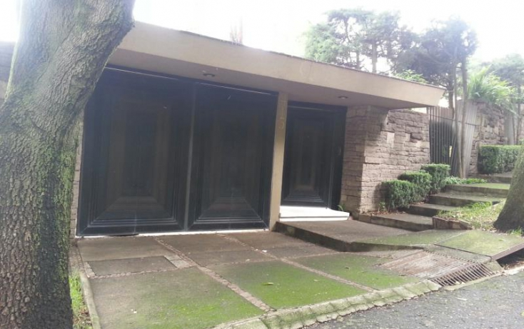 Foto de casa en venta en bosque de ombues, bosque de las lomas, miguel hidalgo, df, 510459 no 01