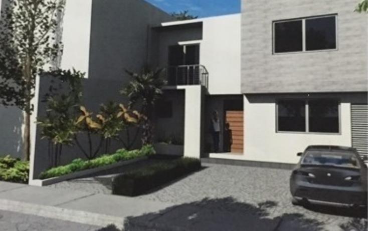 Foto de casa en venta en  , bosque esmeralda, atizap?n de zaragoza, m?xico, 1017433 No. 01