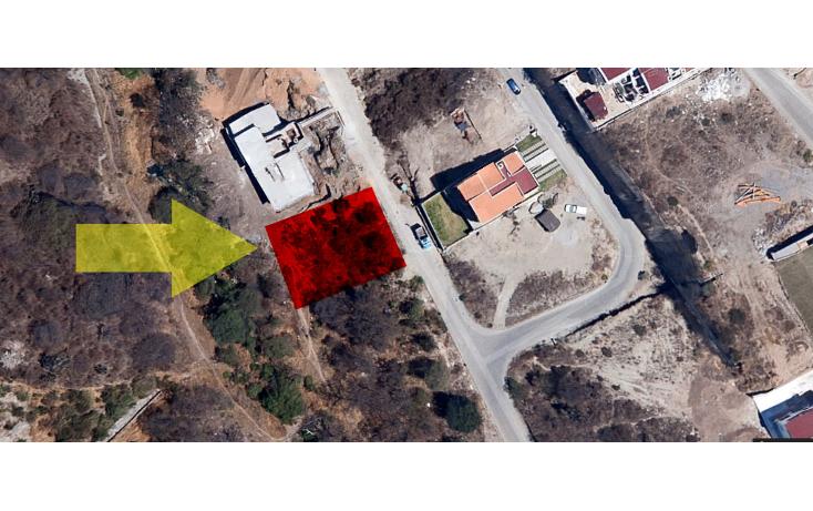 Foto de terreno habitacional en venta en  , bosque esmeralda, atizapán de zaragoza, méxico, 1132413 No. 04
